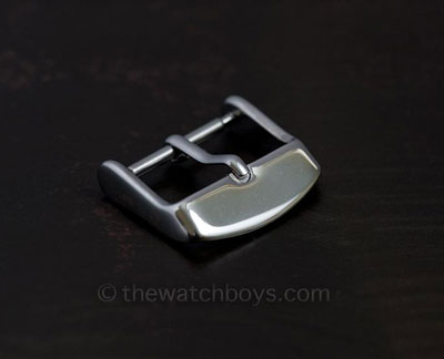 Polished Generic Tang Buckles - Click Image to Close