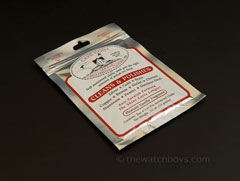 Cape Cod® Polishing Cloths (One Pouch)